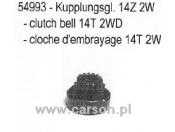 CR-2/4 Klosz sprzęgła 14T Carson 500054993