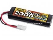 Akumulator 7,2V/2000mAh NiMH X-Pack Carson 500608053