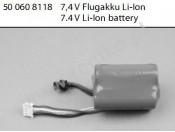 Akumulator 7,4V/600mAh Li-Ion Easy Tyran 370 507047 Carson 500608118