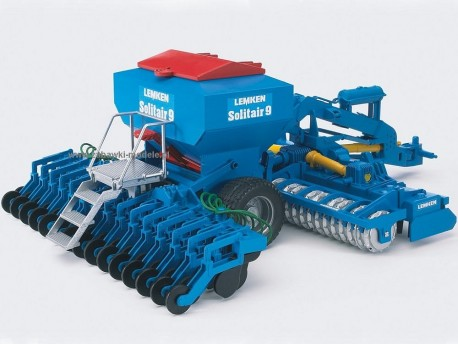 Bruder 02026 Agregat uprawowo-siewny Compact- Solitair 9