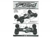 F104 Pro Instrukcja 58431 Tamiya 11050865