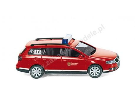VW Passat Variant straż pożarna