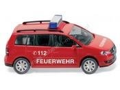 VW Touran GP straż pożarna