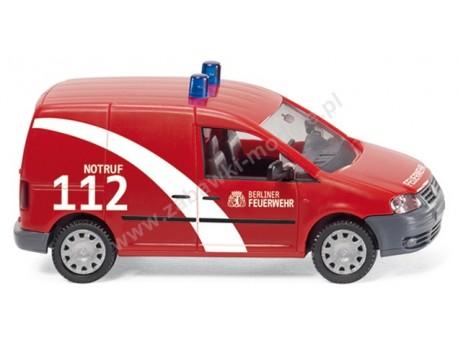 VW Caddy II straż pożarna